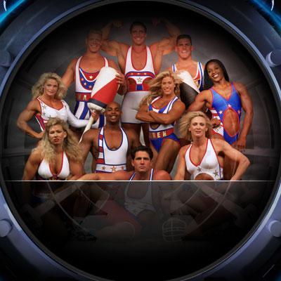 American Gladiators (TV Series)   GladiatorsTV.com