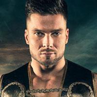 Mohikaani (Jere Tiihonen) | Finnish Gladiators (Gladiaattorit) | GladiatorsTV.com