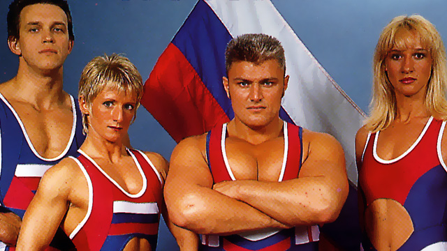 Russian Gladiators