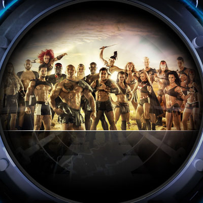 Swedish Gladiators (Gladiatorerna) Revival on TV4